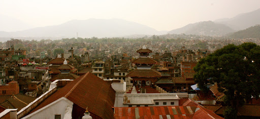 The wonderful city of Kathmandu