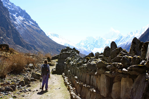 Our 7 day Langtang Trek in the Himalayas (Part 1)