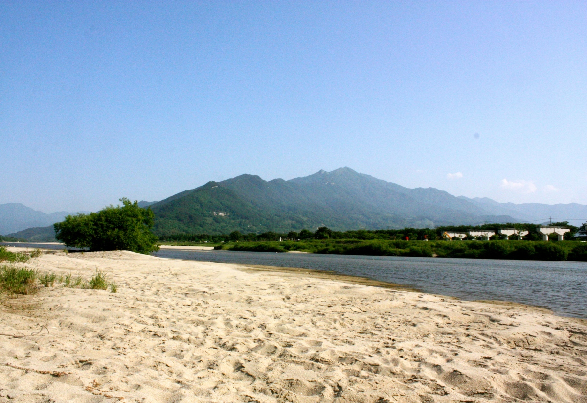 Camping in Hadong