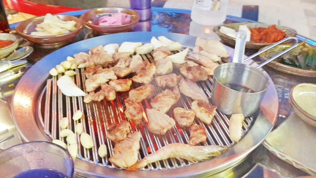 Food Post- Jeju Pork